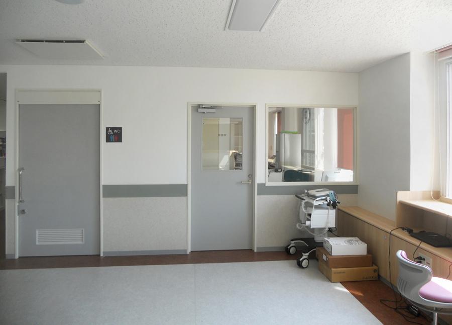 2階技師室