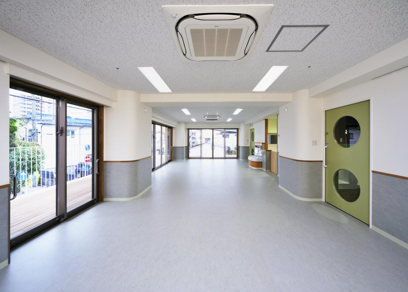 2階保育室