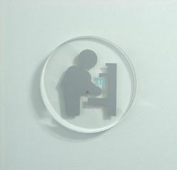手洗いサイン