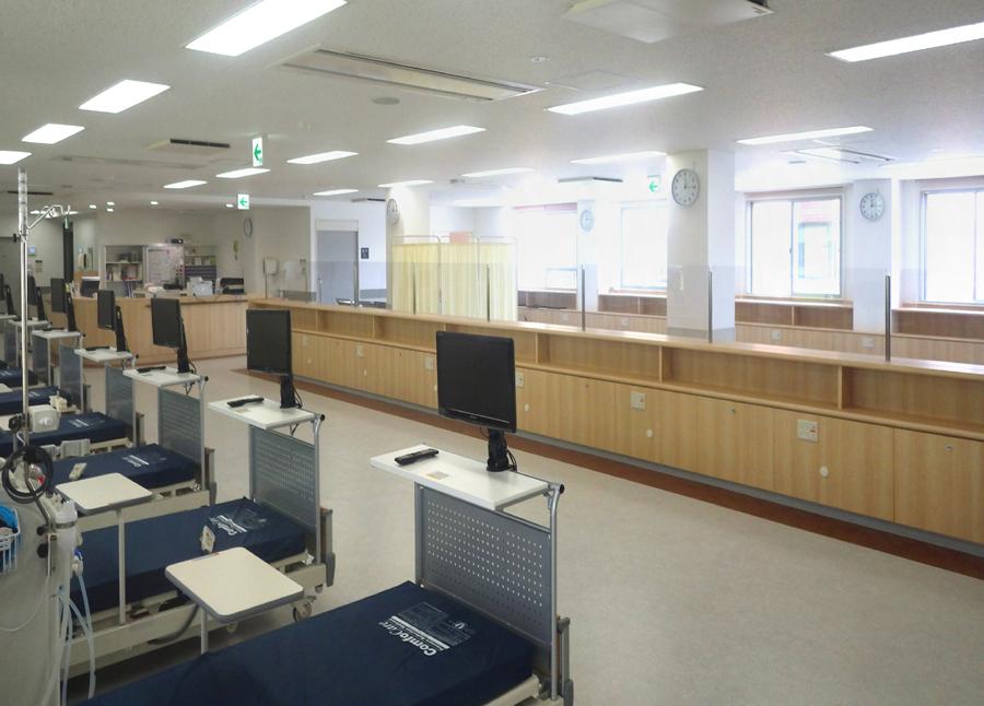 2階透析室