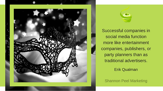 Social Media Marketing Quote Erik Qualman tip
