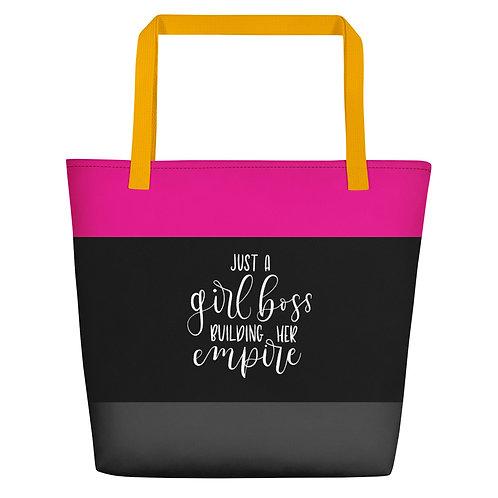 Business Woman's Beach Bag