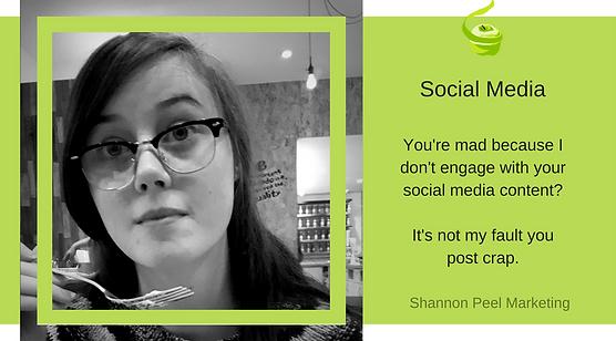 Social Media Marketing Tip Engagement