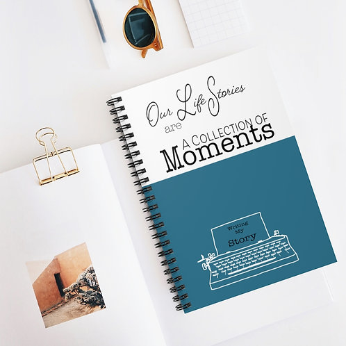 Journal Life of Moments - Ruled Line