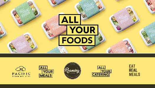 All Your Foods Business Cards