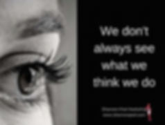 Marketing Tip social media content see think reality perception