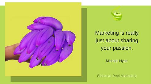 Marketing Quote Michael Hyatt tip