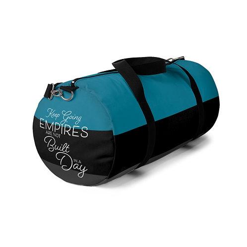 Motivational Duffel Bag