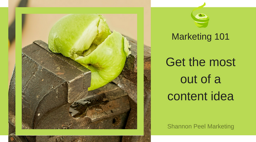 Squeeze the most out of Content