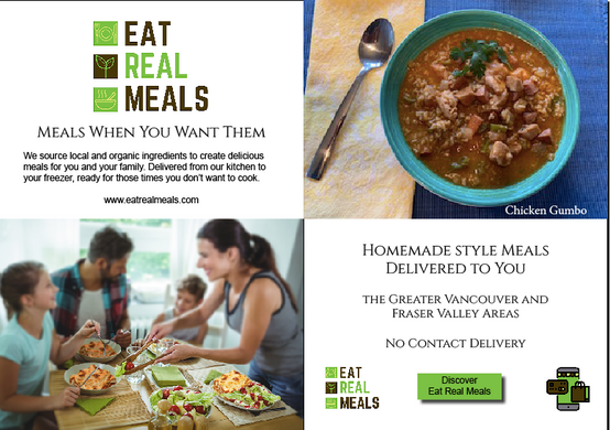 Eat Real Meals