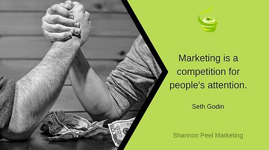 Marketing Quote Seth Godin tip