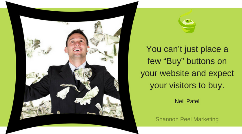 quotes marketing tip