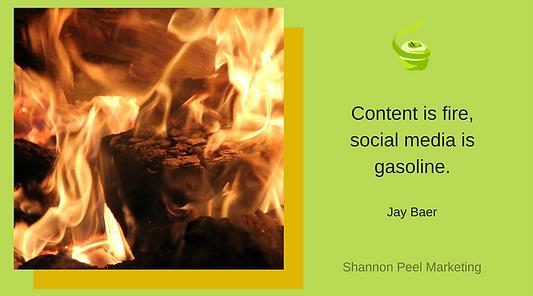 Social Media Marketing Tip Quote Jay Baer