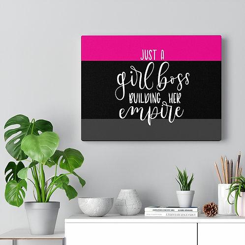 Business Woman's office Motivational Artwork