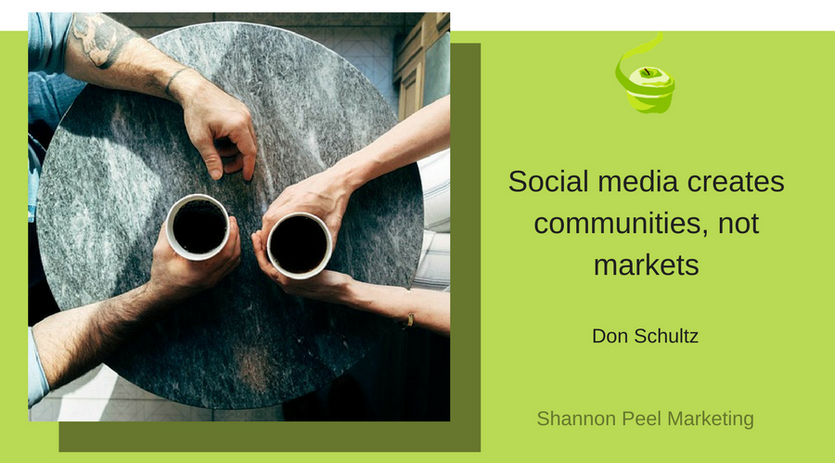Maketing Quote what is social media