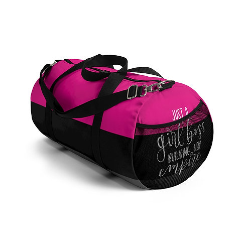 Business Woman's Duffel Bag