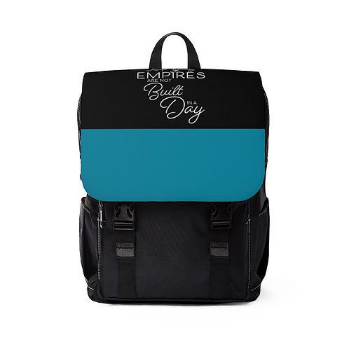 Motivational Casual Shoulder Backpack