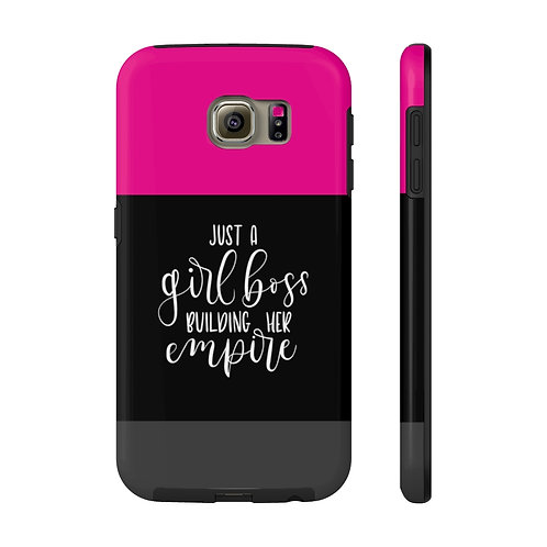 Business Woman's Case Mate Tough Phone Cases