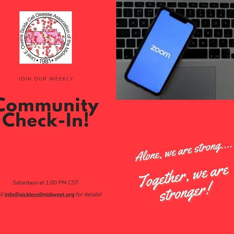 Community Check In