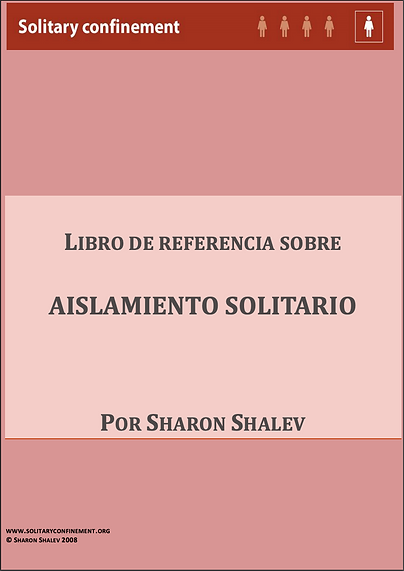Sourcebook on Solitary Confinement