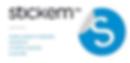 logo Stickem