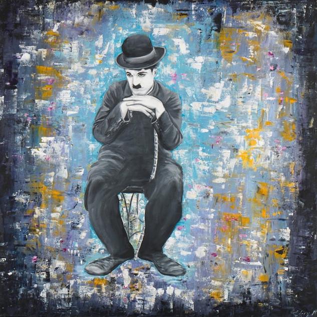 Charlie Chaplin - reflexion