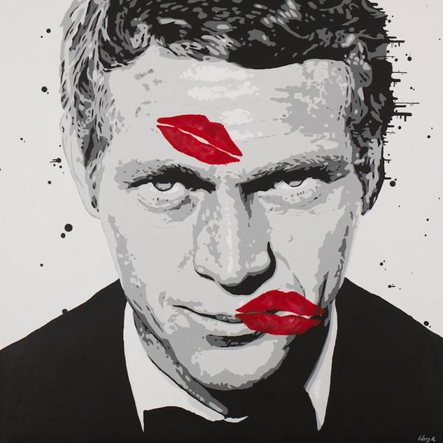 Steve McQueen Kisses