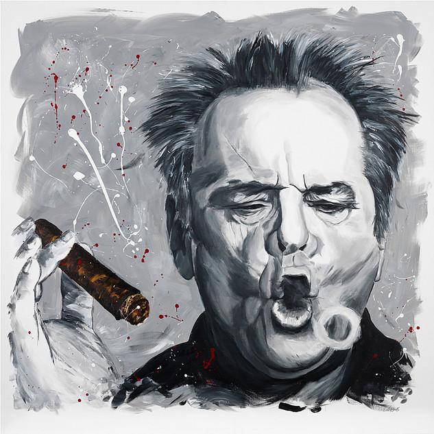 Jack Nicolson Cigare