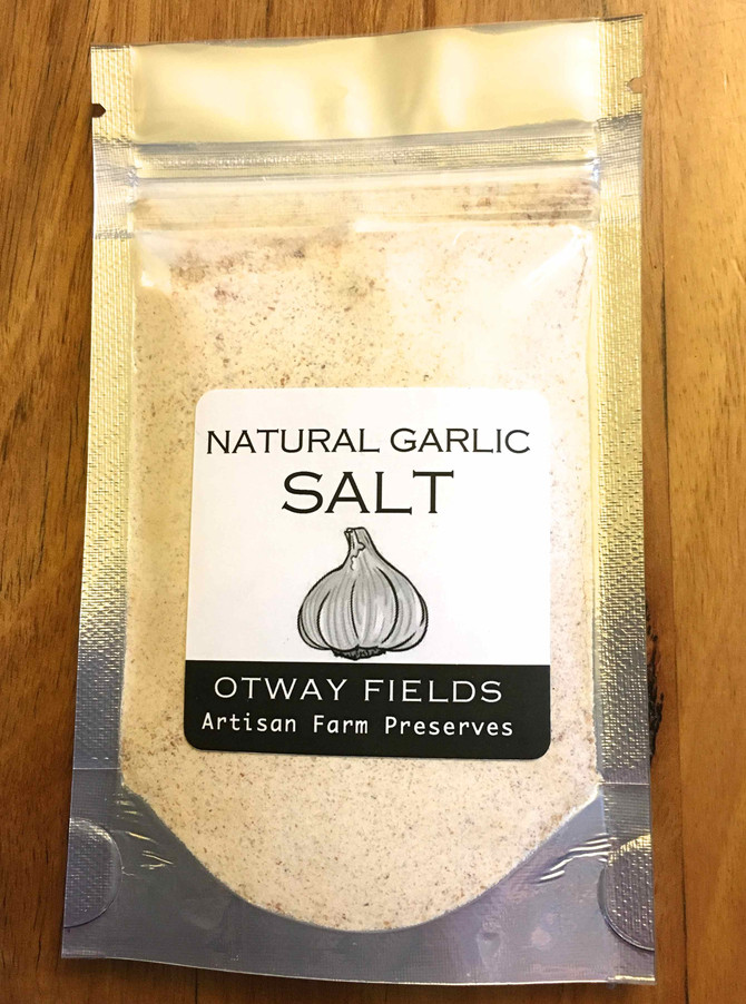 New to the Garlic Salt stable!
