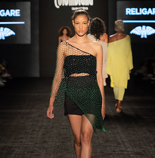 desfile Religare fashion radicals