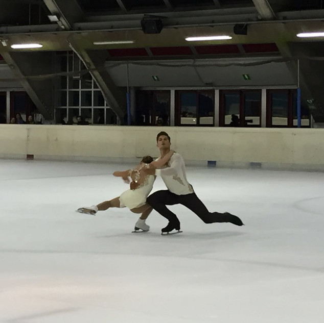 Fede on Ice 2016