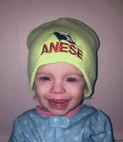Tony's Granddaughter, Amelia