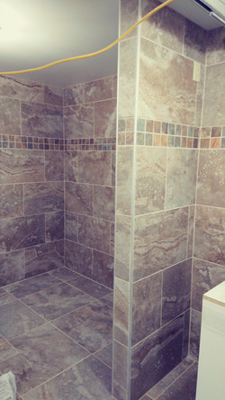 Riverview Healthcare Campus Showers