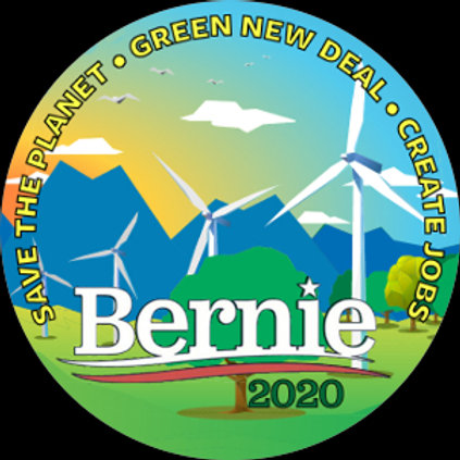 Save the Planet - Green New Deal (209i)
