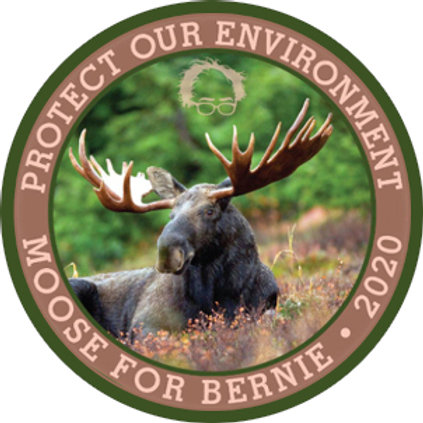 Protect Our Environment - Moose (211c)