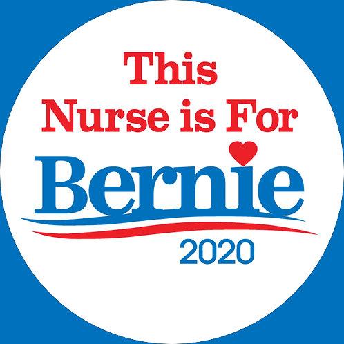 This Nurse Is for Bernie (215f)