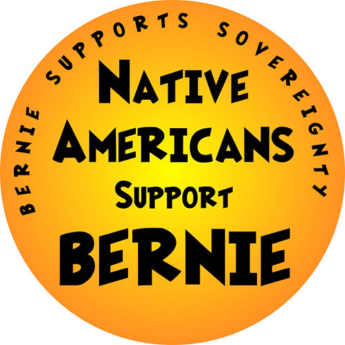 Native Americans Support Bernie (204hY)