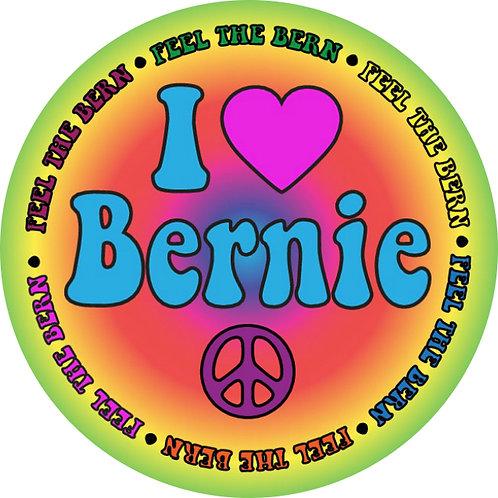Feel the Bern / I <Heart> Bernie (203a)