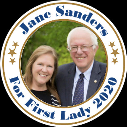 Jane Sanders for First Lady 2020 (214g)