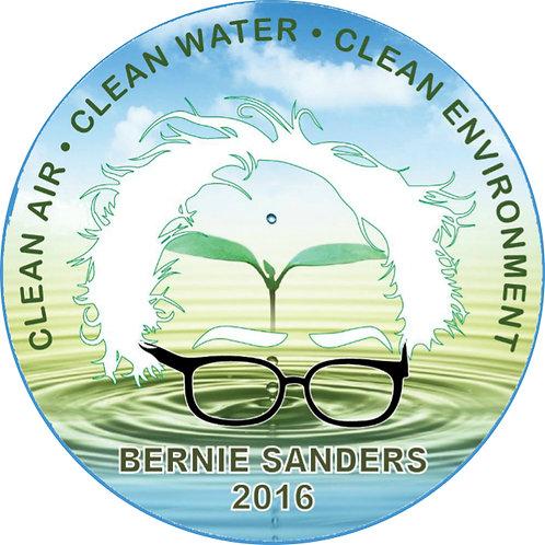 Clean Air Clean Water (design by Gary Gilbert) (354c)