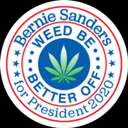Weed Be Better Off (201b)