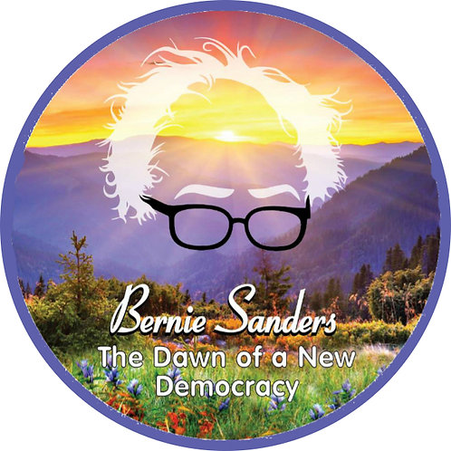 Dawn of a New Democracy (design by Gary Gilbert) (353c)