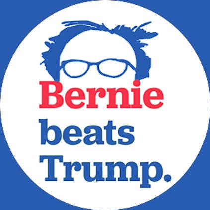 Bernie Beats Trump (210b)