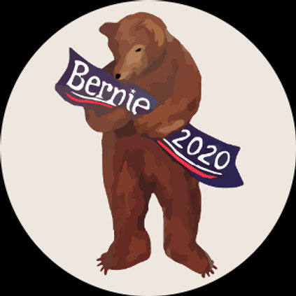 California Bear (NO map) (214e)