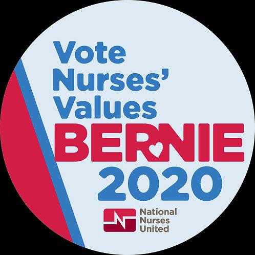 Vote Nurses' Values (215g)