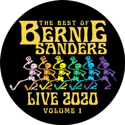 Grateful Dead Best of Bernie Sanders Live (212b)
