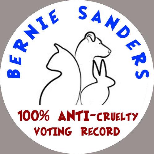 100% Anti-Cruelty Voting Record (205g)