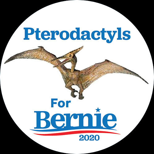 Pterodactyls for Bernie (209f)
