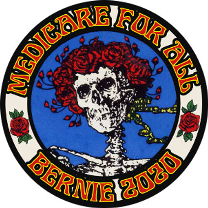 Grateful Dead Medicare for All (212c)