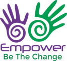 Empower: Be The Change Logo